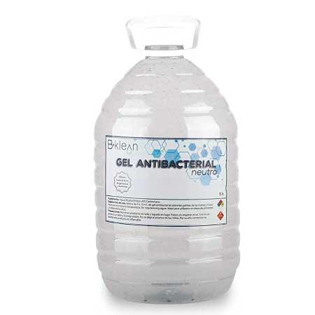 Galón Gel Antibacterial Explo
