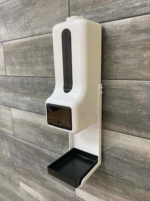 K9 Pro X Dispensador de Gel con termómetro Explo