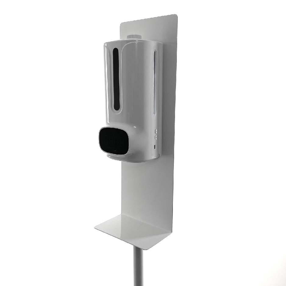 K9 Pro Plus con pedestal blanco