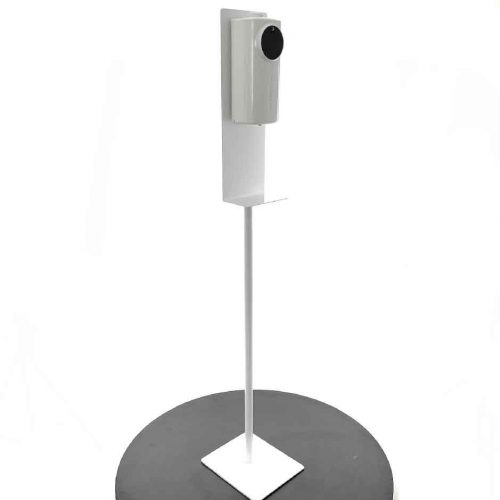 Termómetro con Dispensador K9 Pared Tripié Pedestal Explo